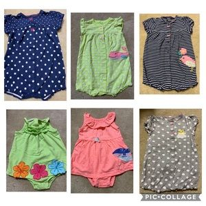 Other - Girls summer Bundle 13 outfits